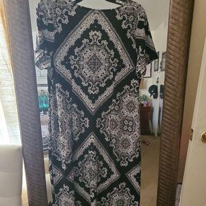 AVENUE| Comfy Bandana Dress